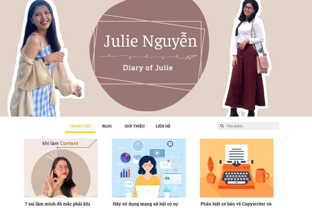 Diary of Julie